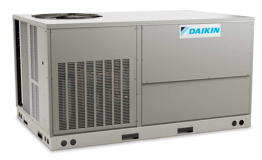 Daikin Commercial Unitary DTH/DTG 3- to 5-ton high-efficiency rooftops