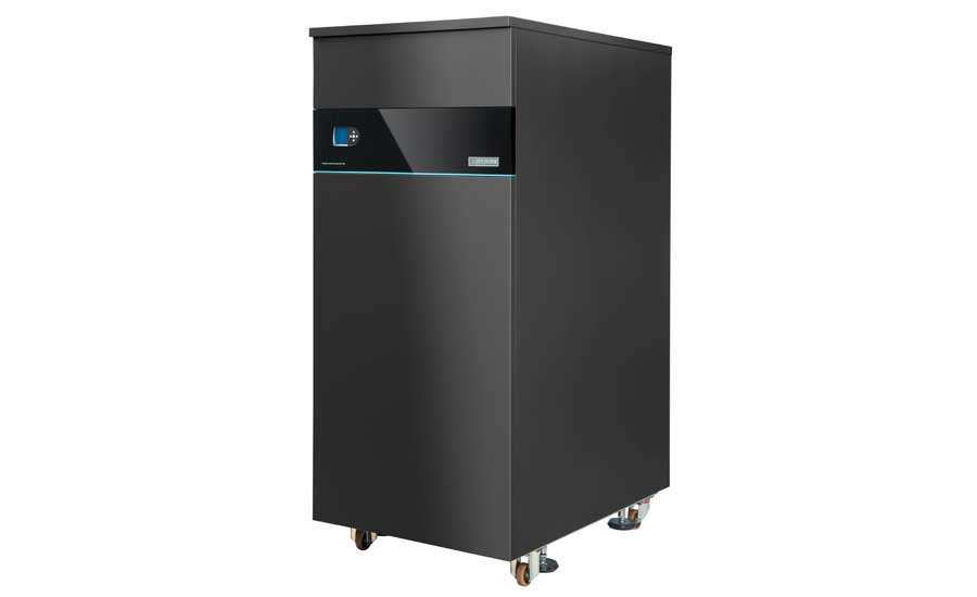 Weil-McLain SVF 750-1100 condensing boiler