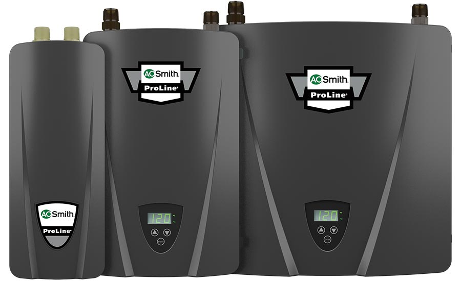 Tankless-heater