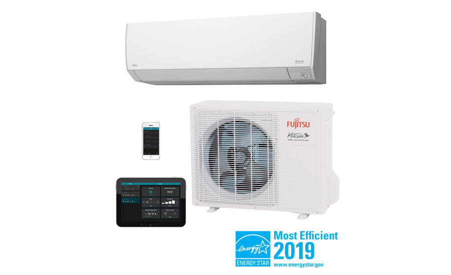 Fujitsu General Mini Split Systems Qualify For Energy Star 2019