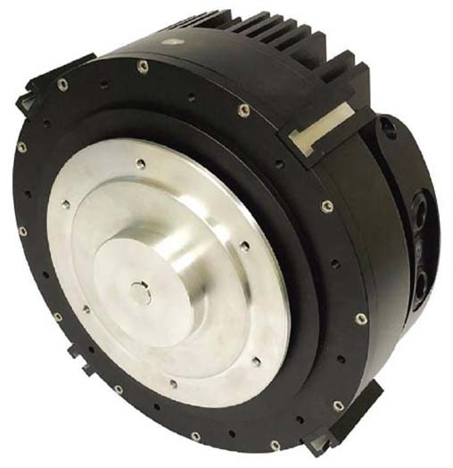 The Infinitum Electric HVAC motor.