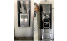 High-end HVAC equipment.