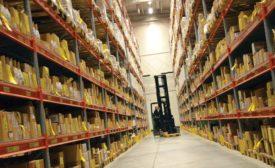 Enterprise Resource Planning Warehouse