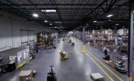 HVAC Distribution Center Warehouse