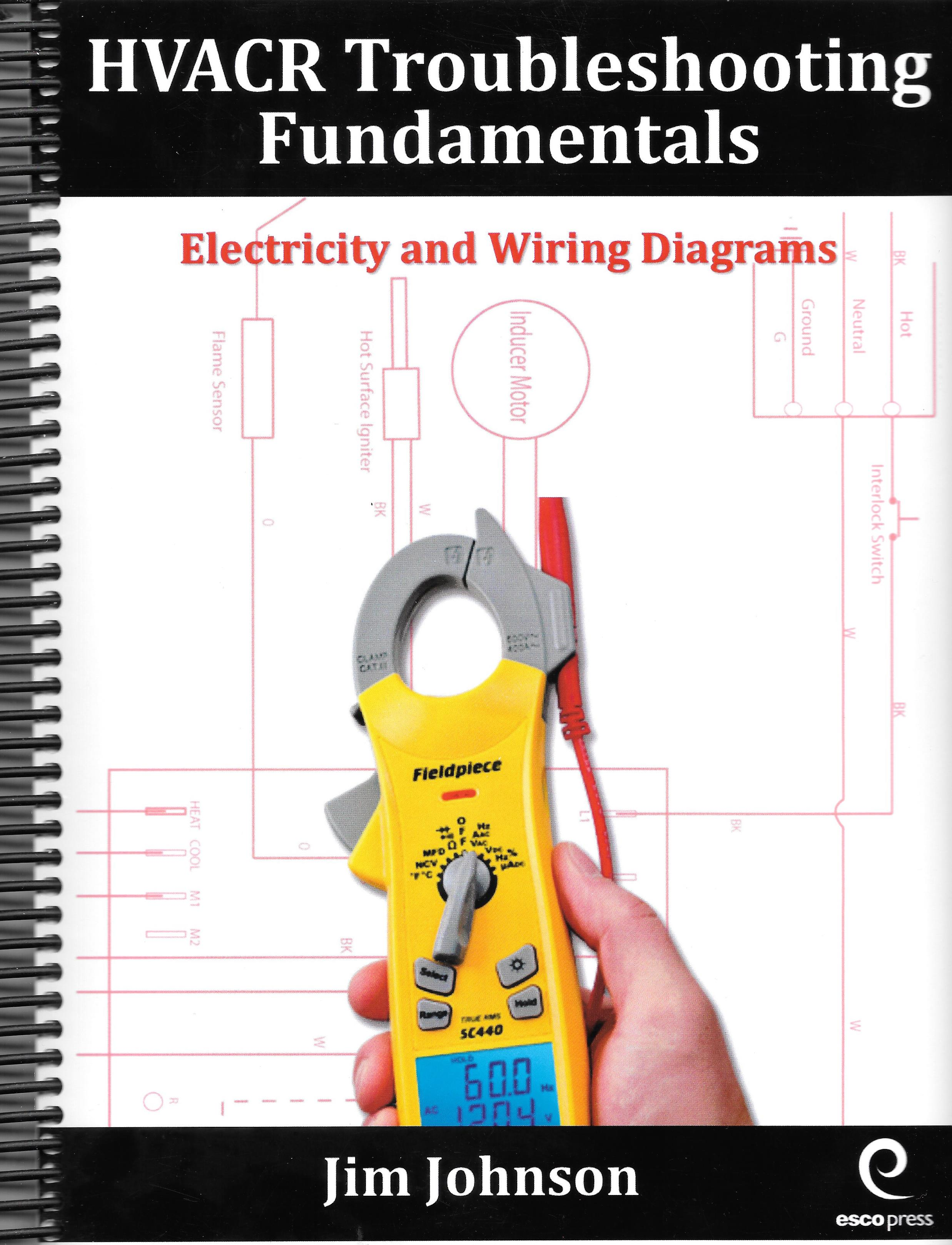 Excellent Hvacr Troubleshooting Fundamentals Electricity Wiring Diagrams Wiring Cloud Inamadienstapotheekhoekschewaardnl