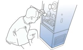Estimate Required Gas Heating Airflow in Four Steps