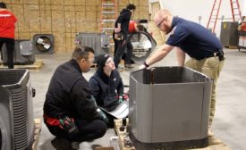 HVAC Contractors Make Progress on Training Pledge