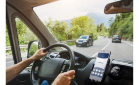TRUCE Driving App.