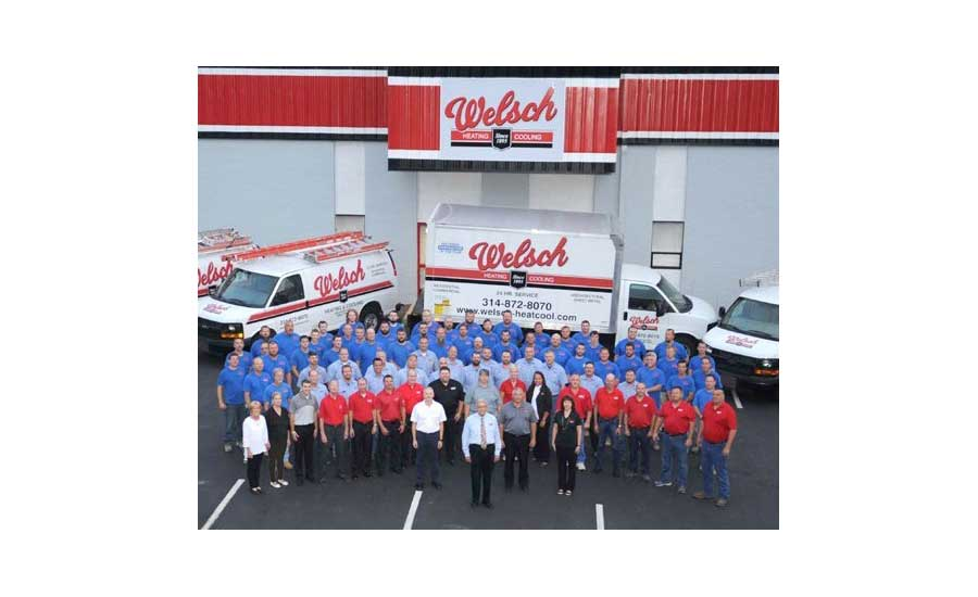 Welsch Heating And Cooling Celebrates 125 Years 2020 02 24
