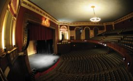 The Wilshire Ebell Theatre