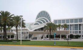 The Orange County Convention Center, site of AHR Expo 2020.