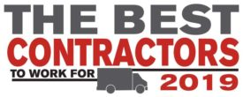 2019 Best Contractors to Work For