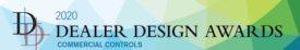 2020 Dealer Design Awards: Commercial Controls