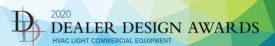 2020 Dealer Design Awards HVAC Light Commercial Equipment