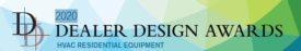 2020 Dealer Design Awards: HVAC Residential Equipment