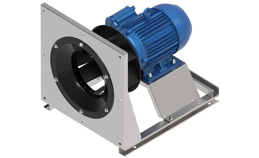 Continental Fan Manufacturing Inc.: Commercial Plenum Fans