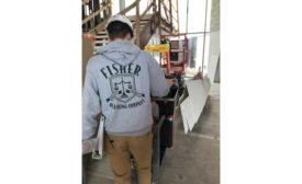 Staff at Fisher Balancing Co.
