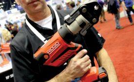 he RP 350 standard press tool.