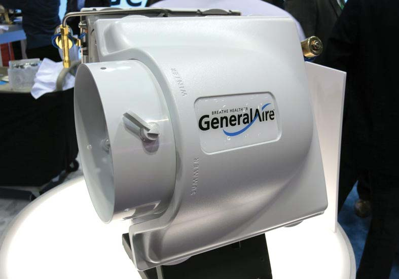 General Filters' General Aire bypass humidifier.