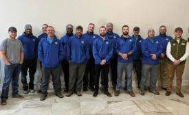 Krantz Heating and Cooling staff.