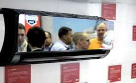 LG offers innovations like a built-in mirror for its mini splits.