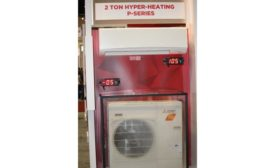 METUS displays the durability of its HyperHeating P-Series.