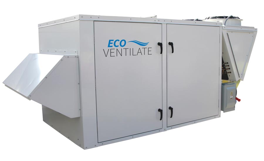 The ECO Ventilate system.