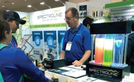 Spectronics at AHR Expo 2020.