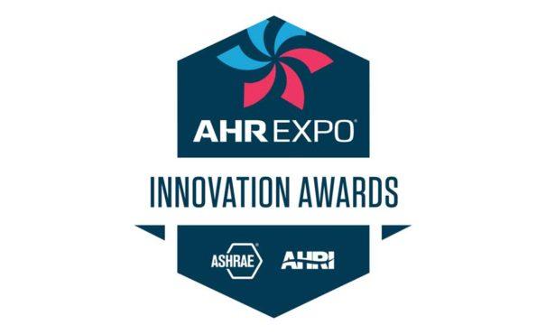 AHR Expo Innovation Awards.