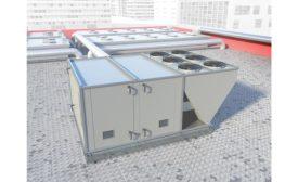 Rooftop Unit.