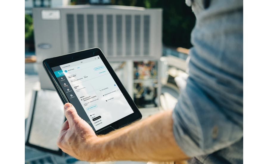 A Guide To On The Job Apps For Hvac Contractors Smart Devices 2020 09 08 Achr News