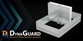 DynaGuard Dynamic Ceiling Radiation Dampers.
