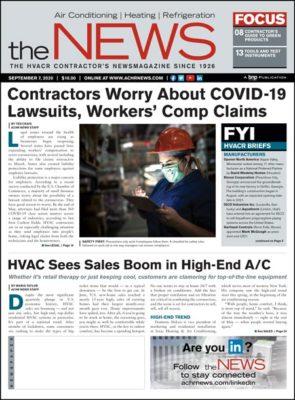 The ACHR News - September 7, 2020
