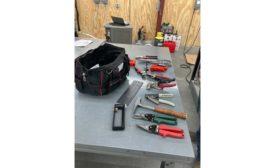 HVAC Tools.
