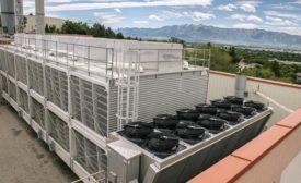 Utah State University Cooling System.