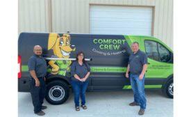 Comfort Crew Van.