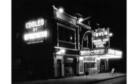Movie Theaters.