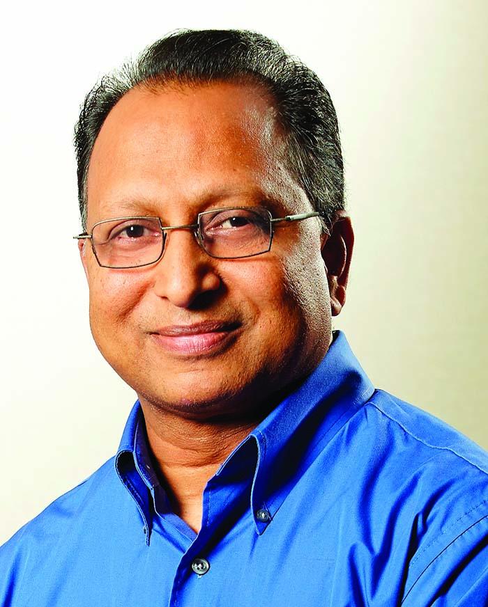 Rajan Rajendran.