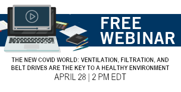 New COVID World - Free Regal Webinar - April 28, 2021 - 2:00 PM EDT