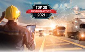 Top 30 HVACR Distributors of 2021.