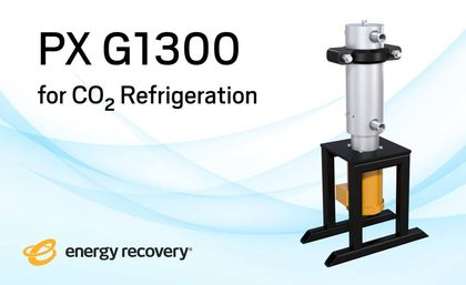 Energy Recovery's PX G1300.