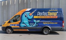PerfecTemp Truck.