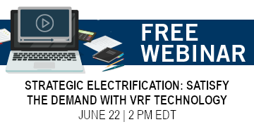Strategic Electrification - Free Mitsubishi Webinar - June 22, 2021 - 2:00 PM EDT