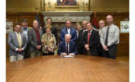 Arkansas bill signing.