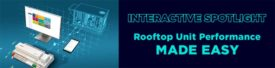 Rooftop Unit Performance Made Easy.