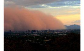 Dust Storm.