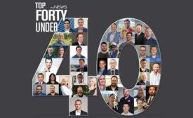 2021 Top 40 Under 40.