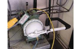 Air-Cooled Compressor.