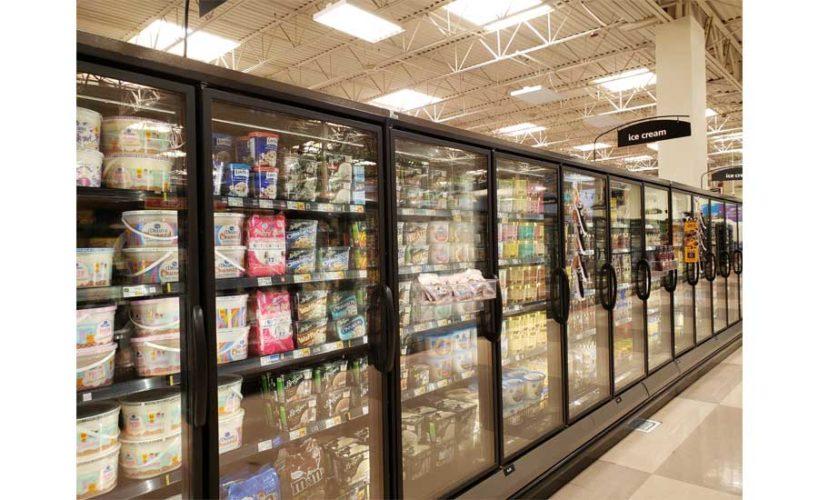 Supermarket Refrigeration.