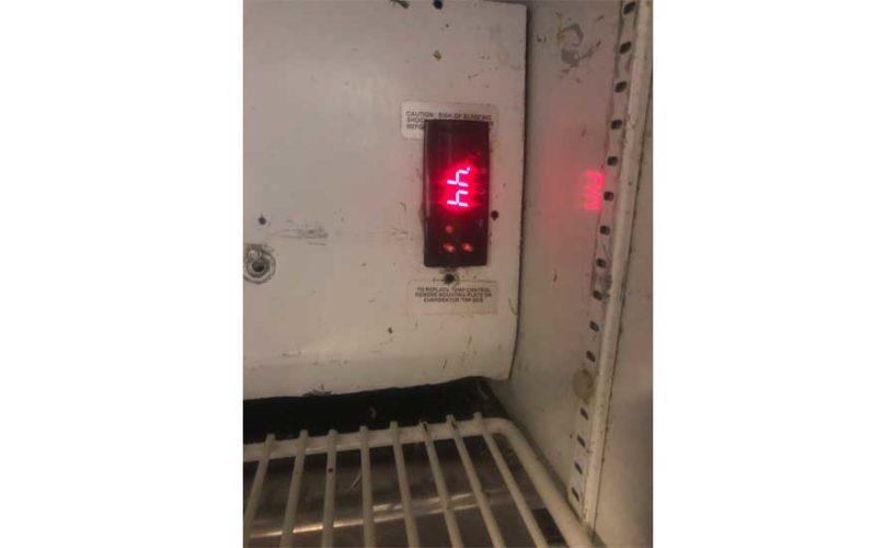 Temperature Sensor.
